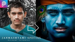 Janmashtami Special PicsArt Editing Tutorial PicsArt Photo Editing Tutorial By Sony Jack ...