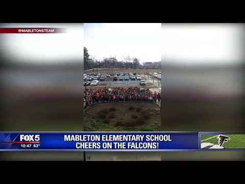 Mableton Elementary School is Rising Up