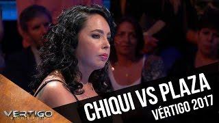 Chiqui Aguayo y Alberto Plaza se enfrentan | Vértigo 2017