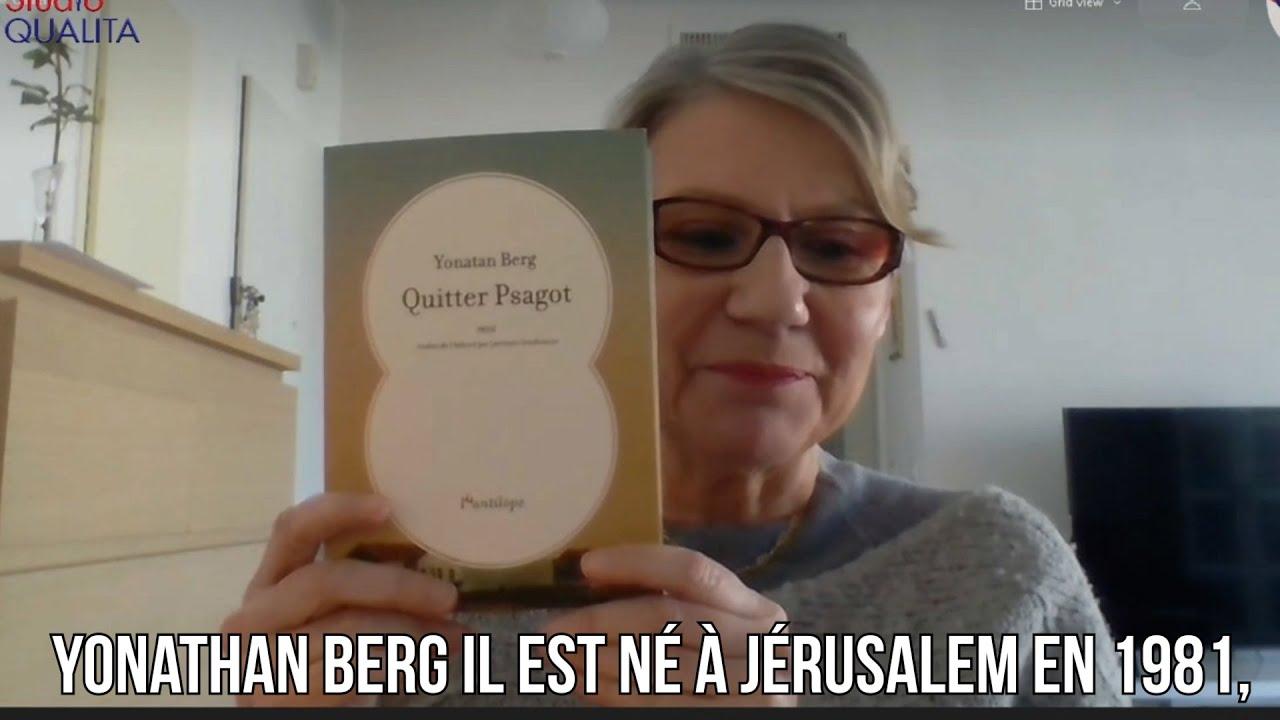 Quitter Psagot, le roman de la semaine - Le Sepher du Libraire#90