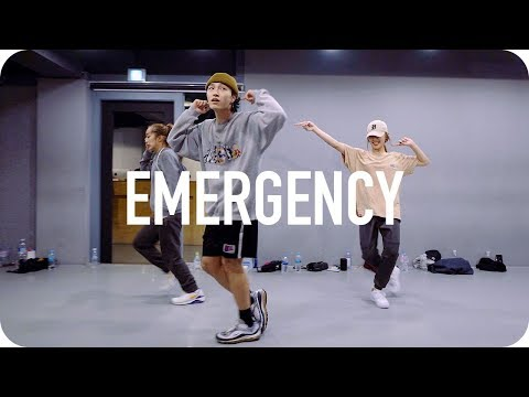 Emergency - Icona Pop / Junsun Yoo Choreography