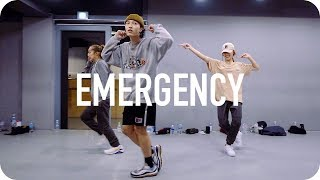 Emergency - Icona Pop Junsun Yoo Choreography