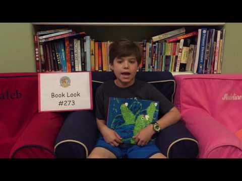 Ethan's Daily Book Look #273 - Sept 29, 2016 (Parrots Over Puerto Rico)