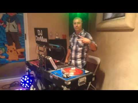 DJ DefMan - Freestyle Club Mix