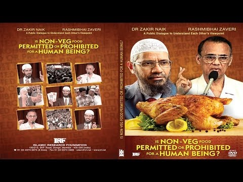 Is Non Vegetarian Food Permitted or Prohibited for a Human Being?- Part 1