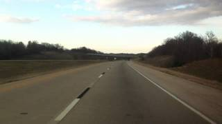 Drive: Time Lapse: Gainesville Tx To Paul's Valley Ok