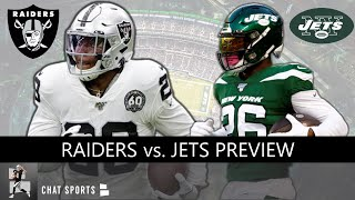Raiders vs. Jets: 5 Reasons Why The Oakland Raiders Are GUARANTEED To Beat New York | NFL Week 12