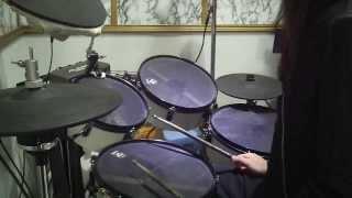 the GazettE - PLEDGE(TOXIC) Drum Cover by Kauh|