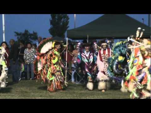 Grand Entry Saturday BEST 2010 Comanche Nation Fair