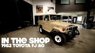 """In The Shop"" 07: Jeremiah Proffitt's 1982 FJ40"