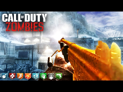 THE GIANT 2.0 ZOMBIES (INSANE ZOMBIES MAP!) – CALL OF DUTY ZOMBIES CUSTOM MAP GAMEPLAY! (DER BERG)