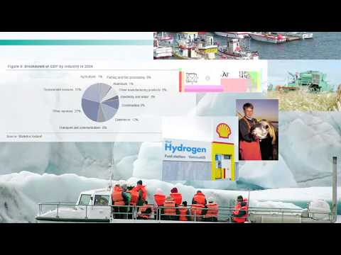 Iceland Economy, Energy, & Hydrogen Presentation Download