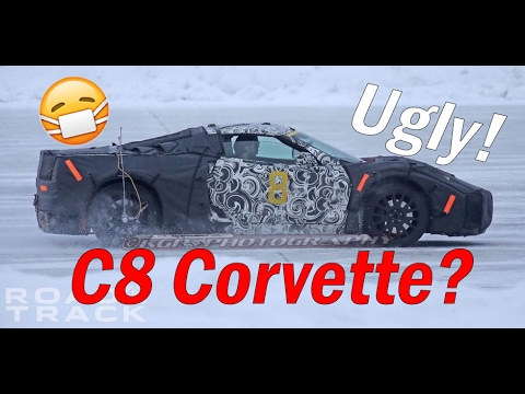 The NEW Mid-Engine C8 Corvette IS UGLY! BUT... - YouTube