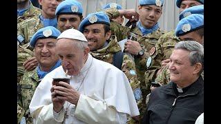 Las salidas de protocolo del papa Francisco