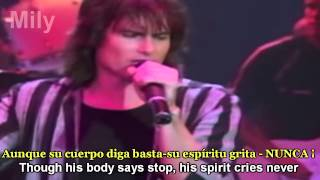 Survivor - Burning Heart Subtitulado Español Ingles
