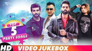 Top 5 PartySongs|Video Jukebox | Latest Party Songs 2018 | Speed Records