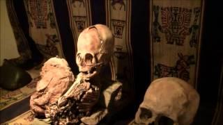 Fallen Angels? Nephilim? Strange Elongated Skulls Of Peru...