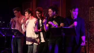 "Antonio Cipriano, Andrew Kotzen, Joey LaBrasca, Devin Lewis, Jeff O'Donnell - ""Boy Band Medley"""