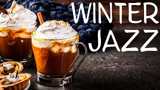 Winter Coffee House - Relaxing Background JAZZ For Work,Study,Stress Relief