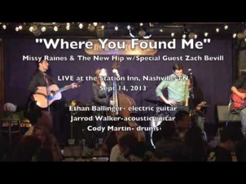 Where You Found Me with Zach Bevill