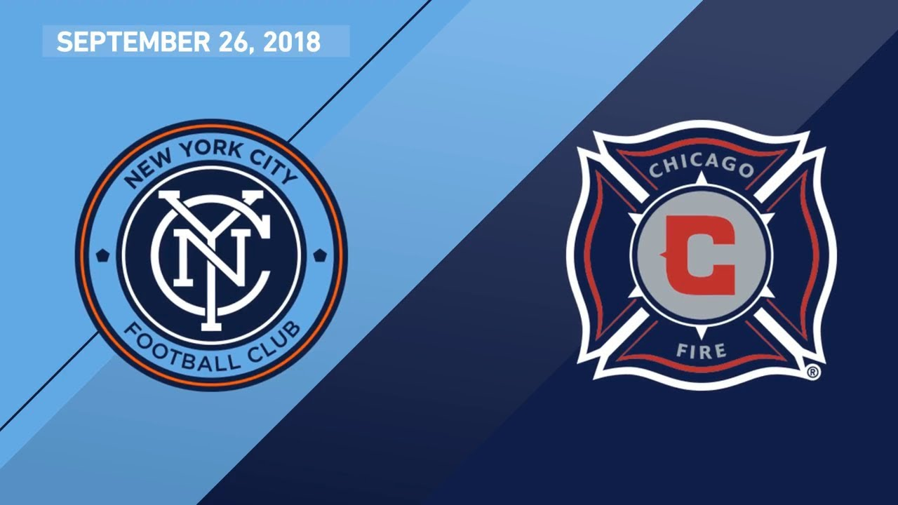 ef46382f911 HIGHLIGHTS  New York City FC vs. Chicago Fire