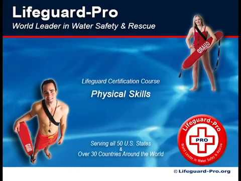a65256da9a98 Lifeguard-Pro Skill  24 - Rescue - Active Victim from the Front ...