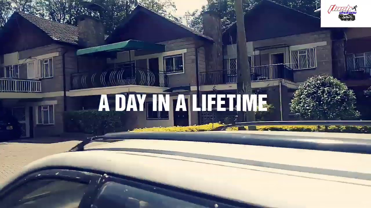 A DAY IN A LIFETIME (Official Video) - YouTube