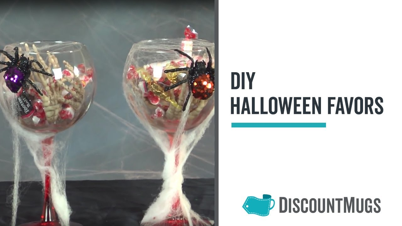 diy halloween party favors gifts - Diy Halloween Favors