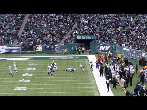 2013-2014 New York Jets season documentary Video #1, New York Jets vs. Oakland Raiders