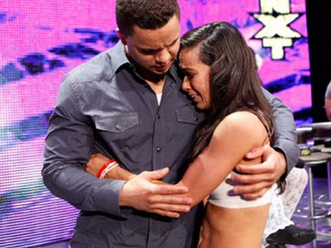 WWE NXT: A.J. is eliminated from WWE NXT