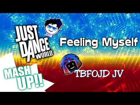 Just Dance 2015 | Feeling Myself - Will.i.am ft Miley Cyrus | FAN MADE | Collaboration ft TBFOJD JV