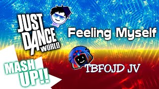 Repeat youtube video Just Dance 2015 | Feeling Myself - Will.i.am ft Miley Cyrus | FAN MADE | Collaboration ft TBFOJD JV