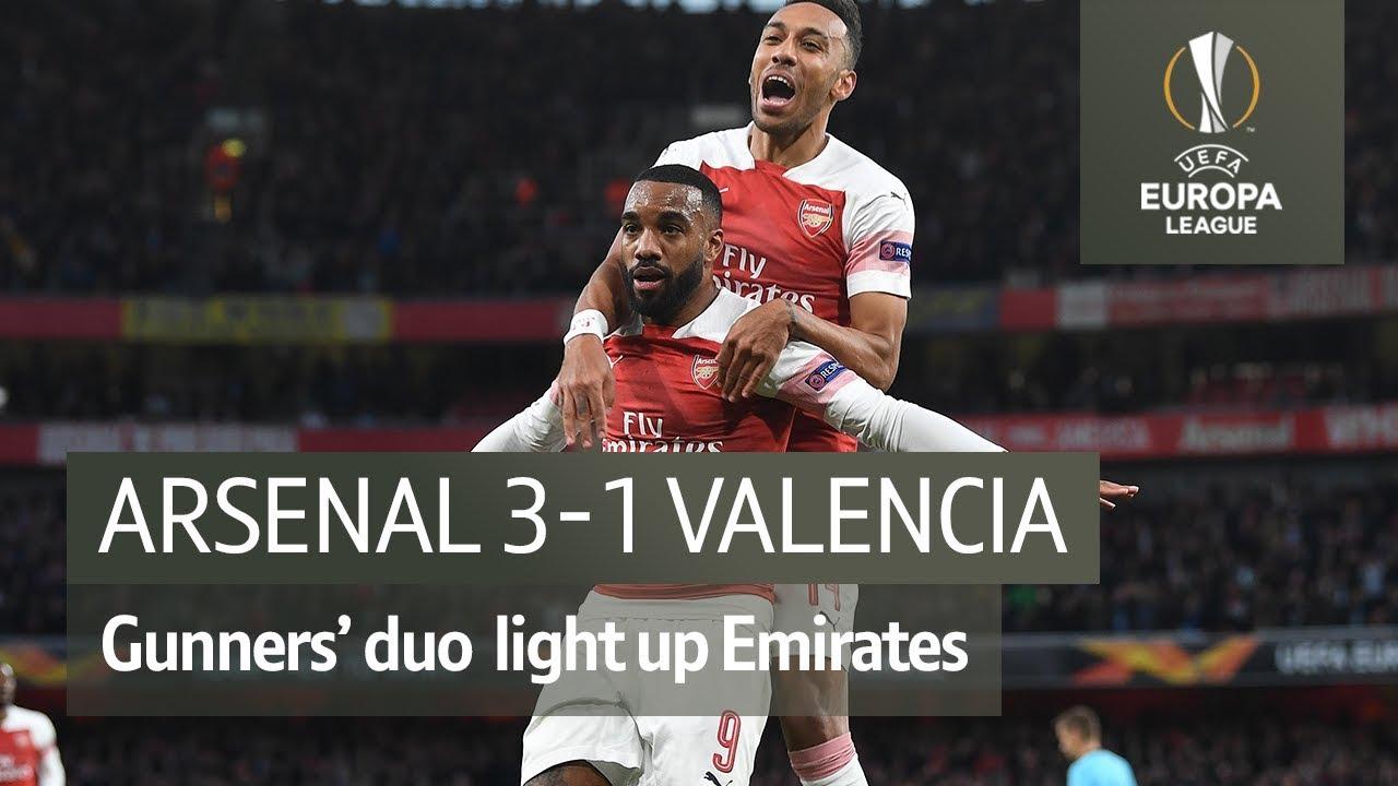 Arsenal Valencia