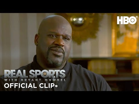 Shaq's $70k Walmart Run  Real Sports w Bryant Gumbel  HBO