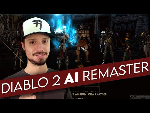 Diablo 2 AI Remaster; new Diablo 3 Job Posting; Torchlight 3 update...
