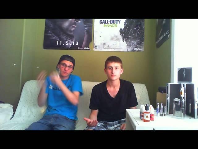 EZ-Vape Canada Menthol Ejuice Review!!