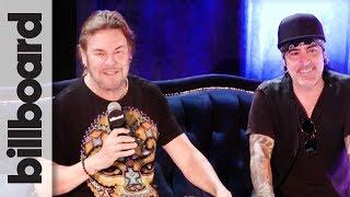 Maná: Rockstar Q&A | Billboard Latin Music Week 2018
