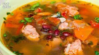 Этот Согревающий Зимний Суп Растопит Ваше Сердце. Быстрый Пошаговый Рецепт.