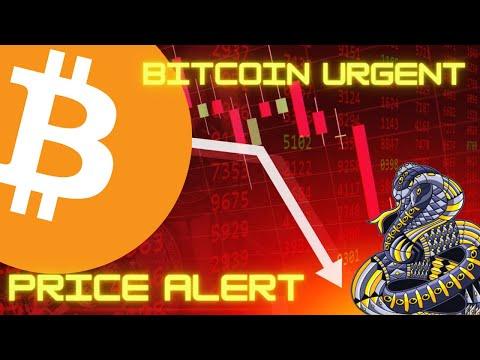 BITCOIN PRICE ALERT | BITCOIN PRICE CRASH | BITCOIN NEWS TODAY