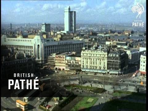 Strike In Manchester (1970-1979)