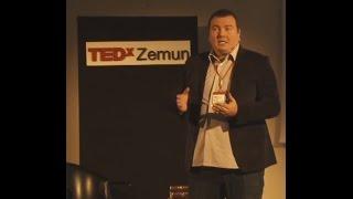 Kako praviti sposobnjakoviće | Igor Rakić | TEDxZemun