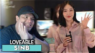 BUDDY reacts to SINB(GFRIEND)(신비(여자친구)) - Loveable(사랑스러워)