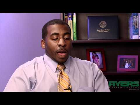 Jerry Lindsey - Ayers Career College Staff Testimonial