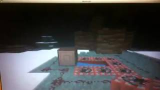 Minecraft TNT airburst cannon