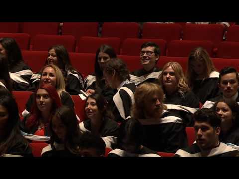 Spring 2016 Convocation Ceremony - Faculty of Arts and Science – 3