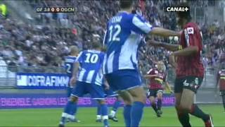 Grenoble - OGC Nice (2008-2009)