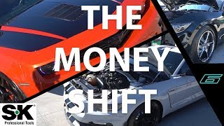 The Money Shift | Satan's first pass & Itjusta6's NEW CAR REVEAL