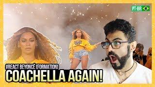 REAGINDO a Beyoncé - Formation + Sorry | COACHELLA 2018 - Parte 3