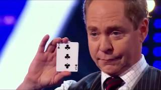 IMPOSSIBLE Card Trick!   Penn and Teller Fool Us