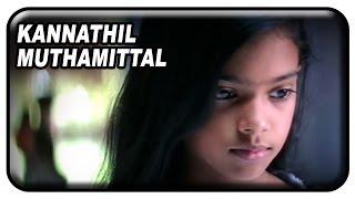 Kannathil muthamittal tamil movie scenes | keerthana travels to ramesvaram | mani ratnam